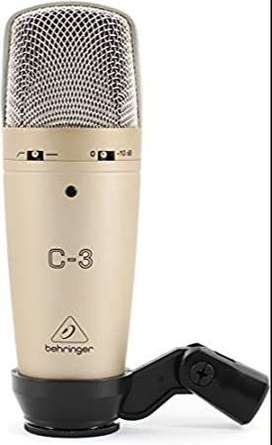 Microfono Berhinger C3