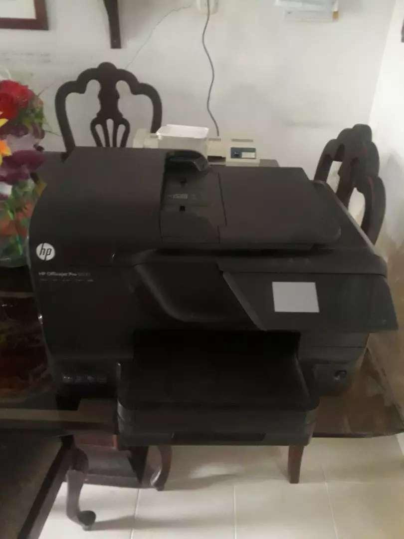 Impresora HP 8600