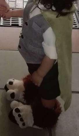 Disfraz de Hobbit para niñ@s