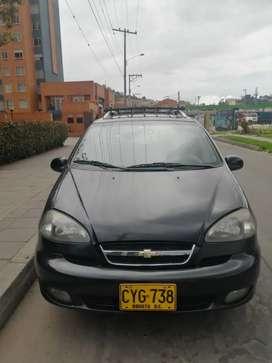 Chevrolet vivant en buen estado