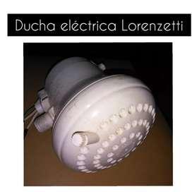 Ducha eléctrica lorenzetti