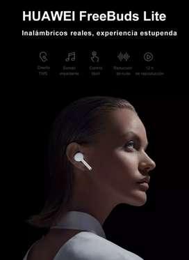 Audífonos Bluetooth Táctil Huawei FreeBuds Lite