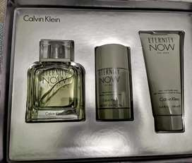 Kit perfume Calvin Klein 100 mL