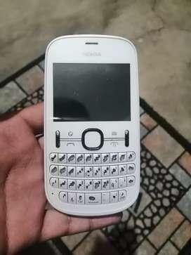 Nokia blanco
