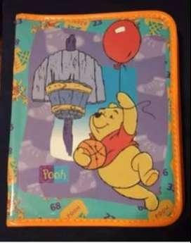 Cartuchera 1 Piso Winnie Pooh