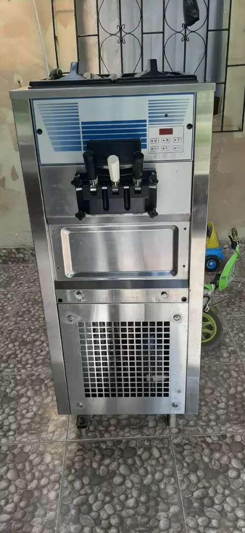 Máquina de helados 0