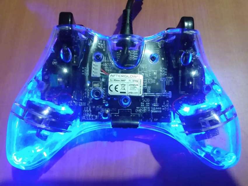 Control de Xbox 360 Afterglow 0