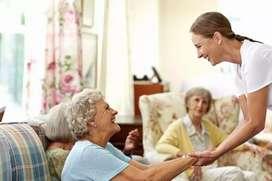 Se cuidan adultos mayores, excelente servicio