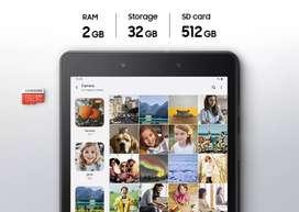 Tablet Samsung Galaxy Tab  A (nuevo de paquete)