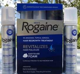 Minoxidil Rogaine 5%