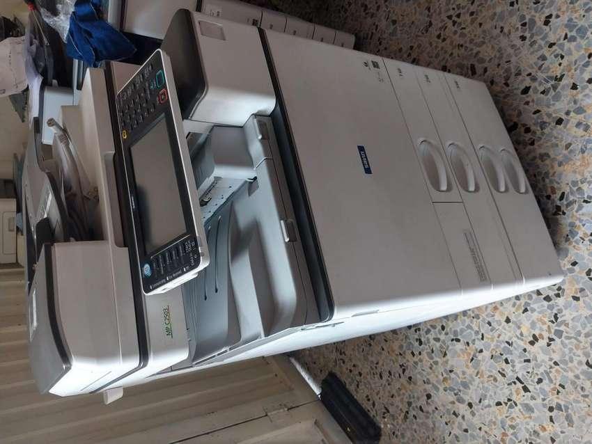 Impresora Multifuncional Ricompc 2503 0
