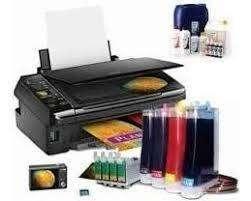 Mantenimiento de Impresoras recarga 4 soles