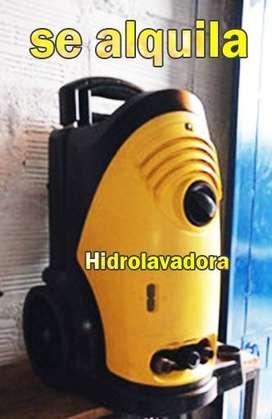 mantenimiento y alquiler hidrolavadoras