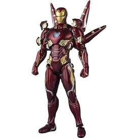 Bandai S.H.Figuarts Marvel Iron Man Mk50 Nano Weapon Set 2