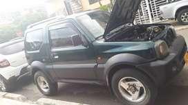Vendo chevrolet Jimny 4X4 Mod 2001, papeles al dia, listo para traspaso