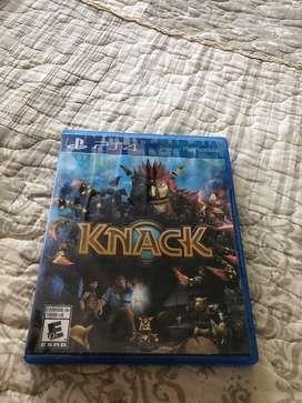 Knack-playstation 4