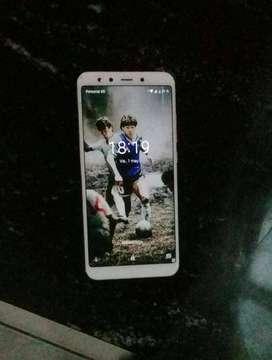 Vendo o permuto celular Xiaomi MI A2