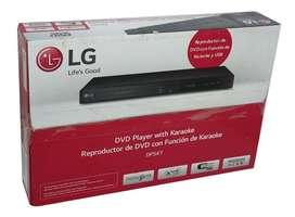 Dvd LG DP547