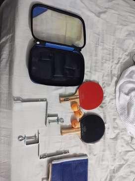 Kit raquetas de PING PONG marca RUNIC