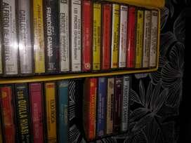 Cassette de tango y folklore 120012