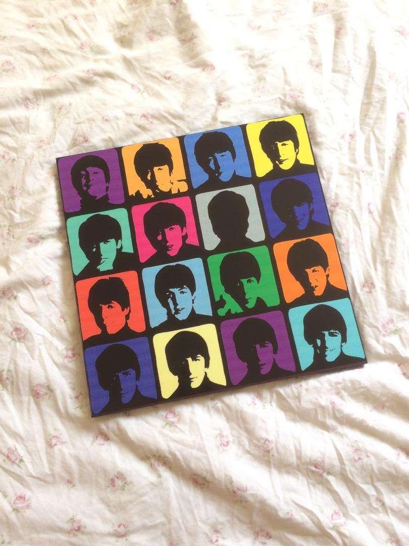 Cuadro de The Beatles