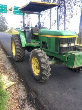 Tractor agricola jhonn deere 6410 Aleman 110 caballos