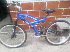 Bicicleta GW todo terreno original