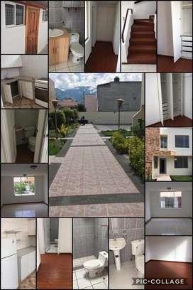 Venta de casa en la ciudad de Ibarra