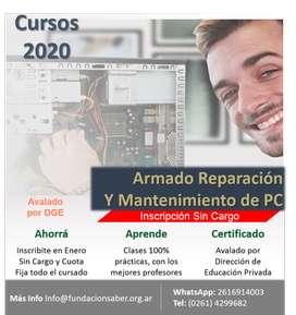 Armado, Reparación y Mantenimiento de PCs