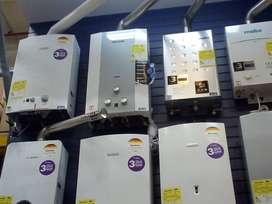 Venta de repuestos de calentadores - Reparación de calentadores