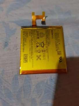 Bateria xperia M