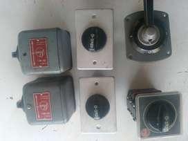 Interruptores antiguos