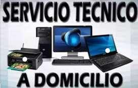 Servicio Tecnico de Computación a Domicilio