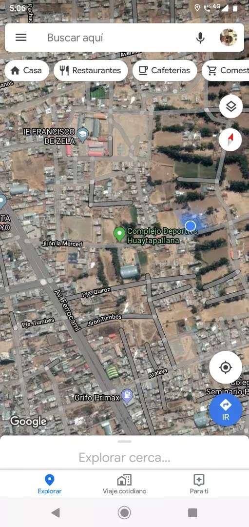 Vendo casa y terreno en El Tambo Batanyacu Huancayo 0