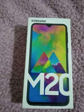 Samsung Galaxy Galaxy m20 64 gb 4 de RAM