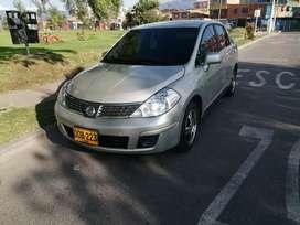 Nissan tiida 2009 full, muy barato lujos...