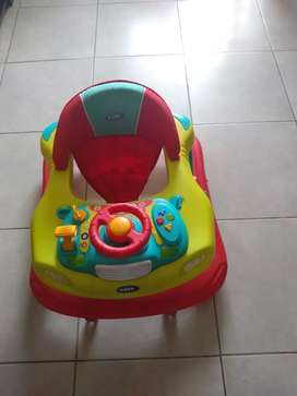Vendo andador para bebe