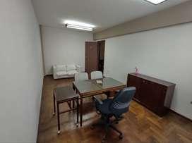ALQUILER Oficina Amueblada en Alsina 95 - Bahía Blanca