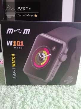 Reloj Smartwatch W101