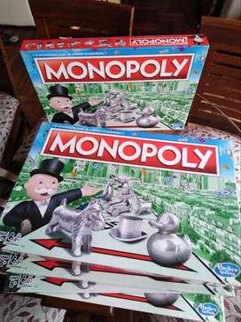 NUEVO!!! Monopolio Monopoly Clásico Original Sellado Español