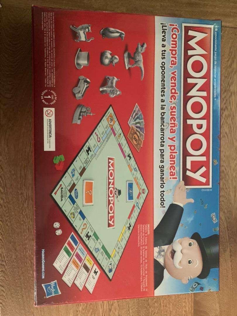 Monopoly clasico 0