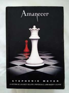 Amanecer - Stephanie Meyer