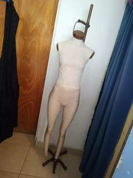 Vendo maniquíes con base