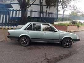 Mazda323/84, original