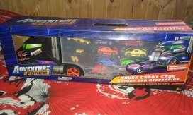 Vendo o permuto camión de juguete