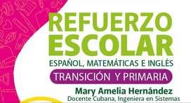 Clases de Inglés y Refuerzo Escolar para Niños (VIRTUALES)