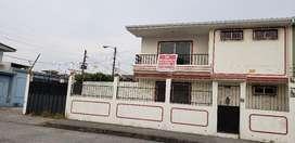 Alquiler Casa en Vernaza Norte de Guayaquil