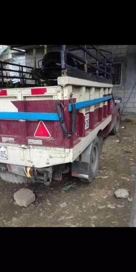Camioneta de balde