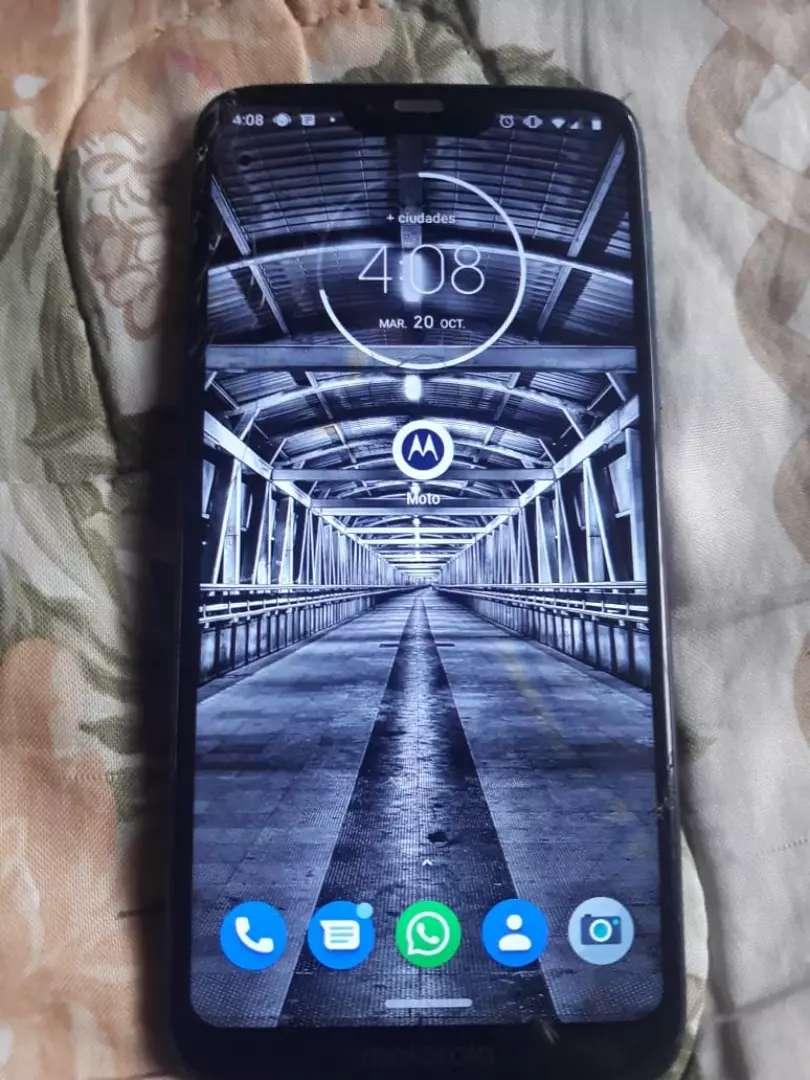 Vendo Motorola Moto G7 0