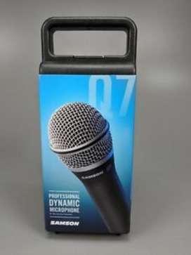 Micrófono Dinámico Profesional Samson Q7